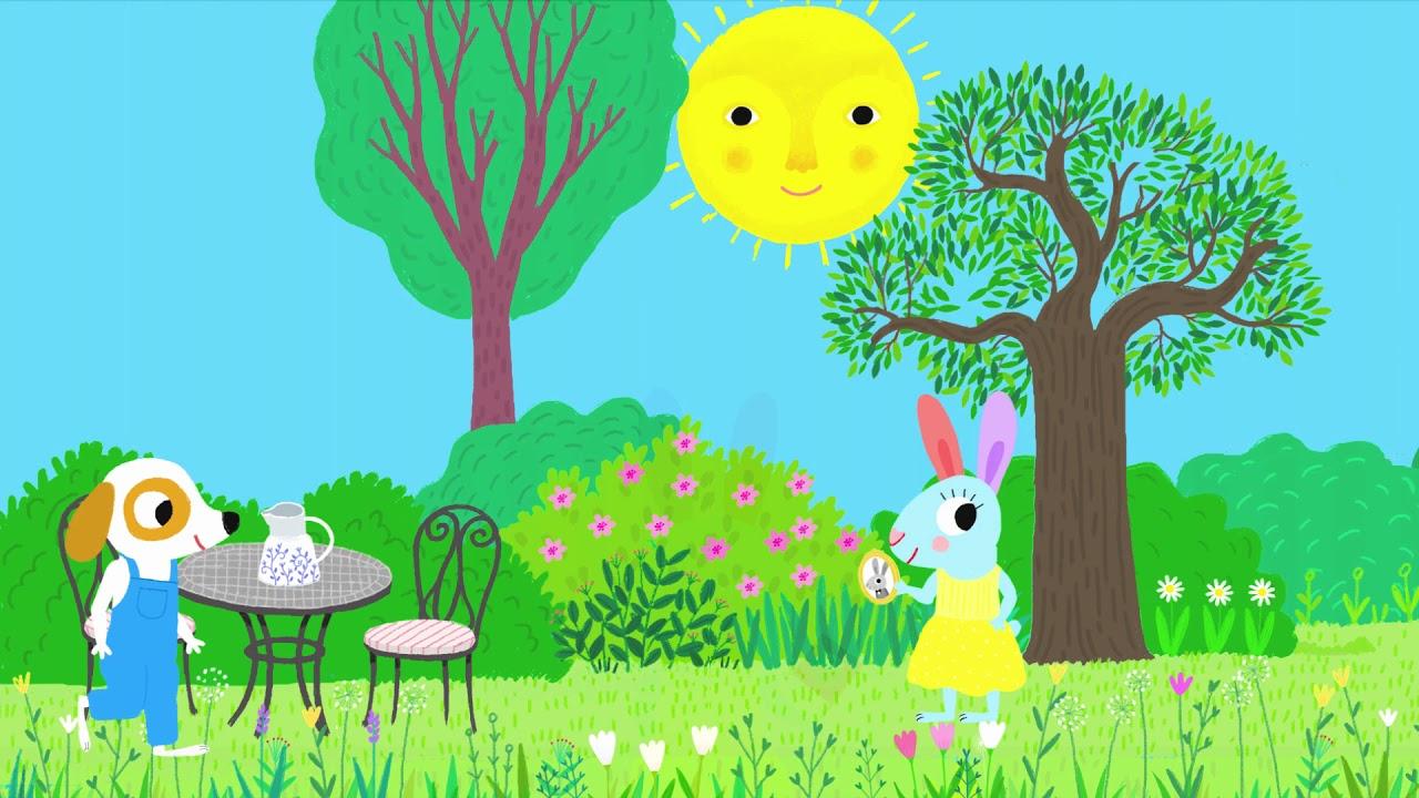 Le Printemps - Apprendre Les Saisons Avec Pinpin Et Lili tout Apprendre Les Saisons En Maternelle