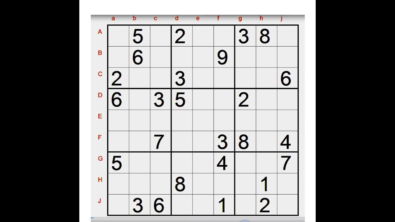 Le Sudoku Parlant Du 18-10-2017 Niveau Difficile - pour Comment Jouer Sudoku