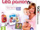 Léa Passion Bébés 3D Sur Nintendo 3Ds - Jeuxvideo à Jeux De Bébé Virtuel