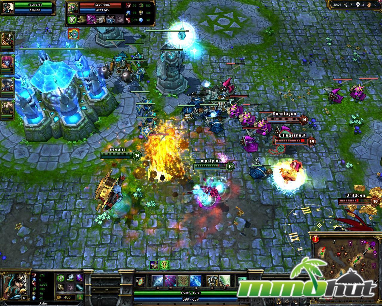 League Of Legends (Lol) | Levanblog concernant Lol Jeux Gratuit