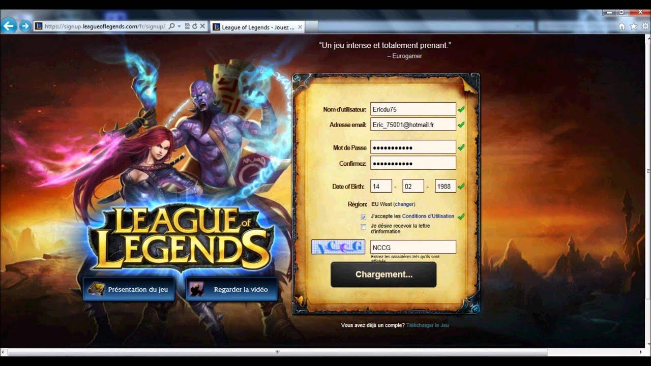 League Of Legends (Lol) Riot Points (Rp) Hack Gratuit Fonctionel dedans Lol Jeux Gratuit