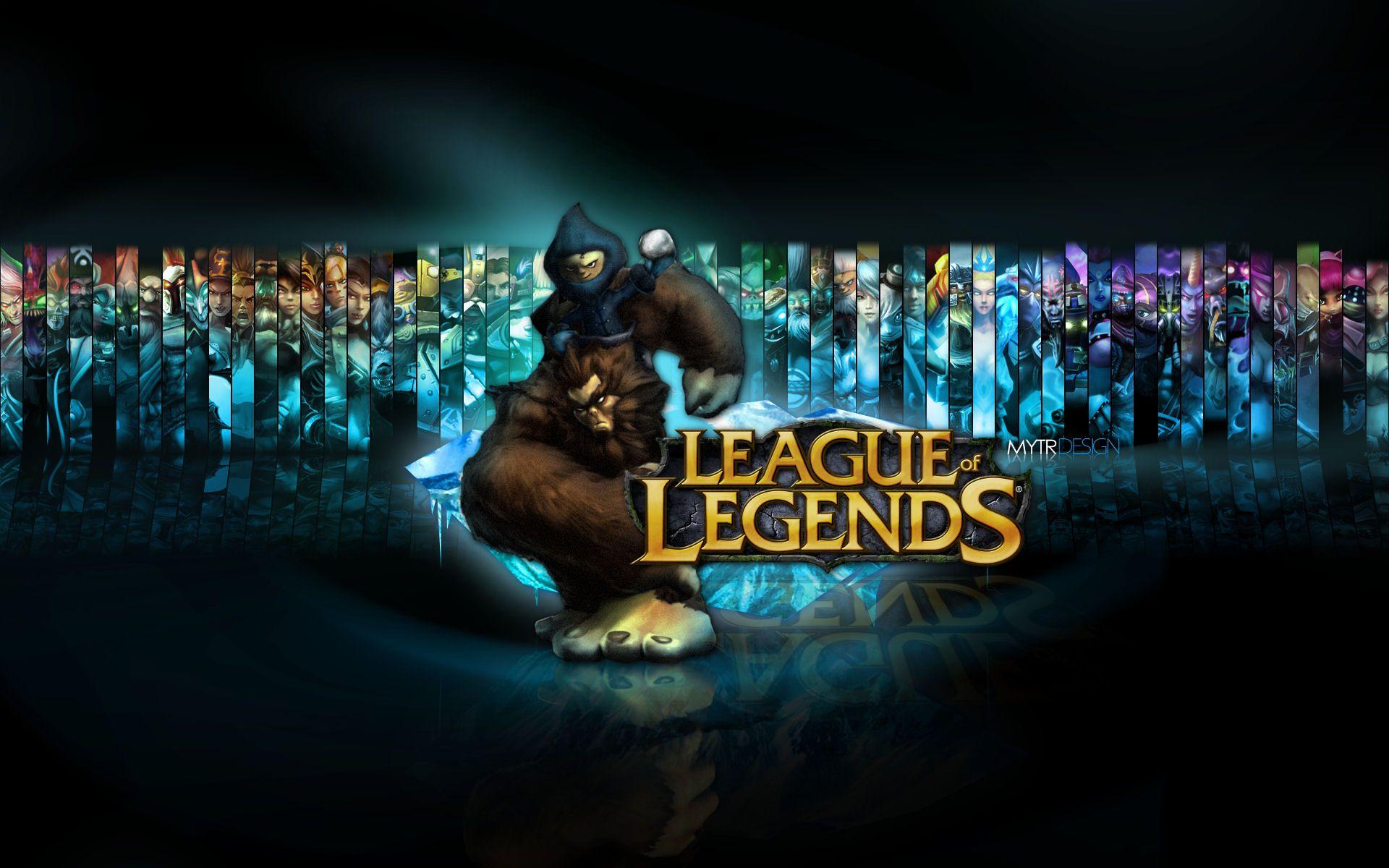 League Of Legends Wallpaper | League Of Legends, Jeux destiné Lol Jeux Gratuit