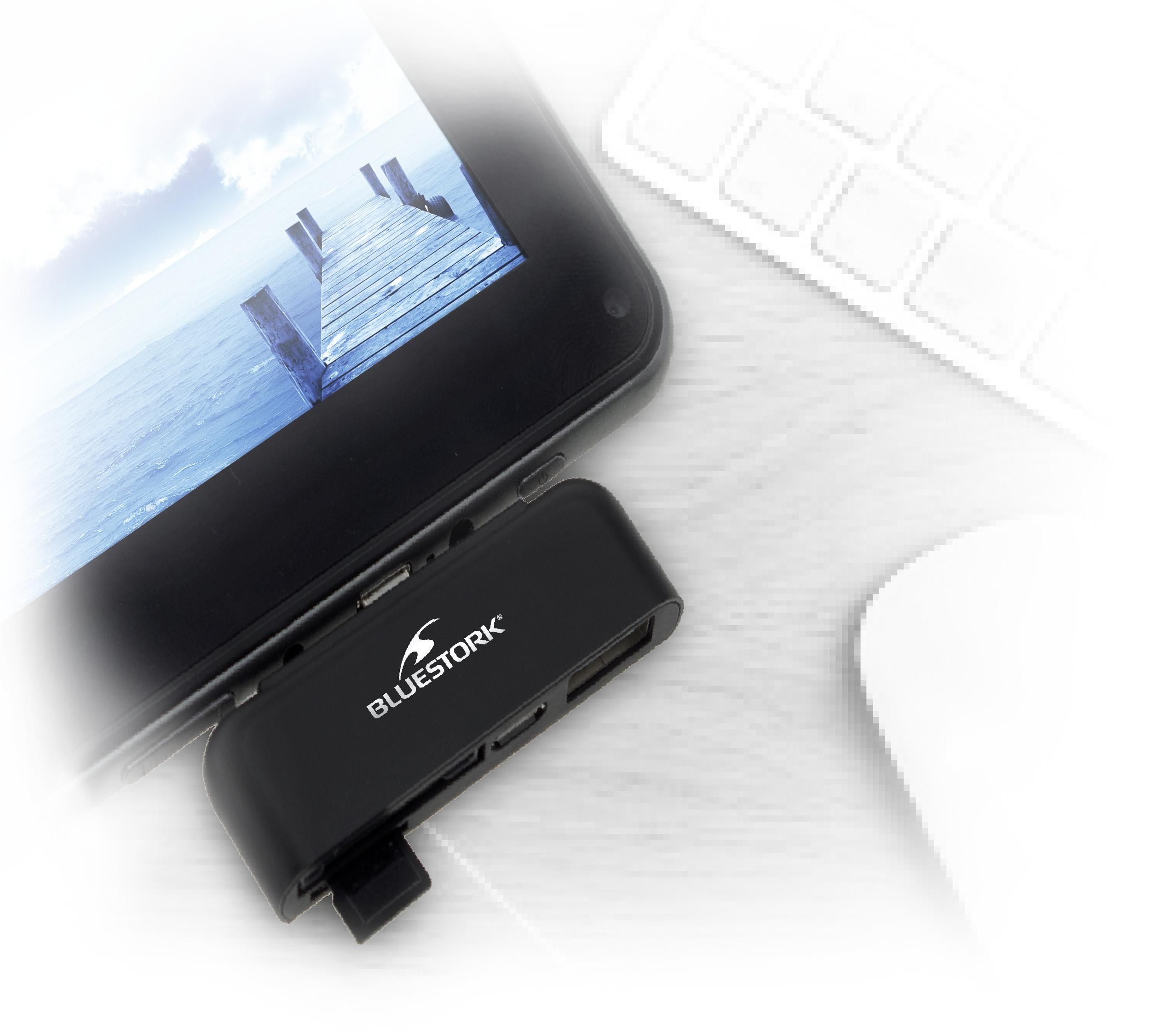 Lecteur De Carte Sd Et Micro Sd Avec Connecteur Micro Usb dedans Carte Memoire Tablette