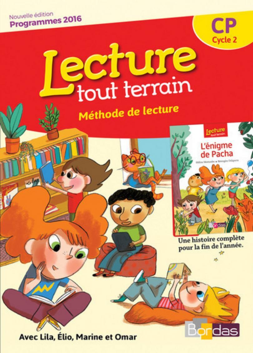Lecture Tout Terrain Cp - Manuel + Album * Manuel De L'élève pour Activité Manuelle Pour Cp