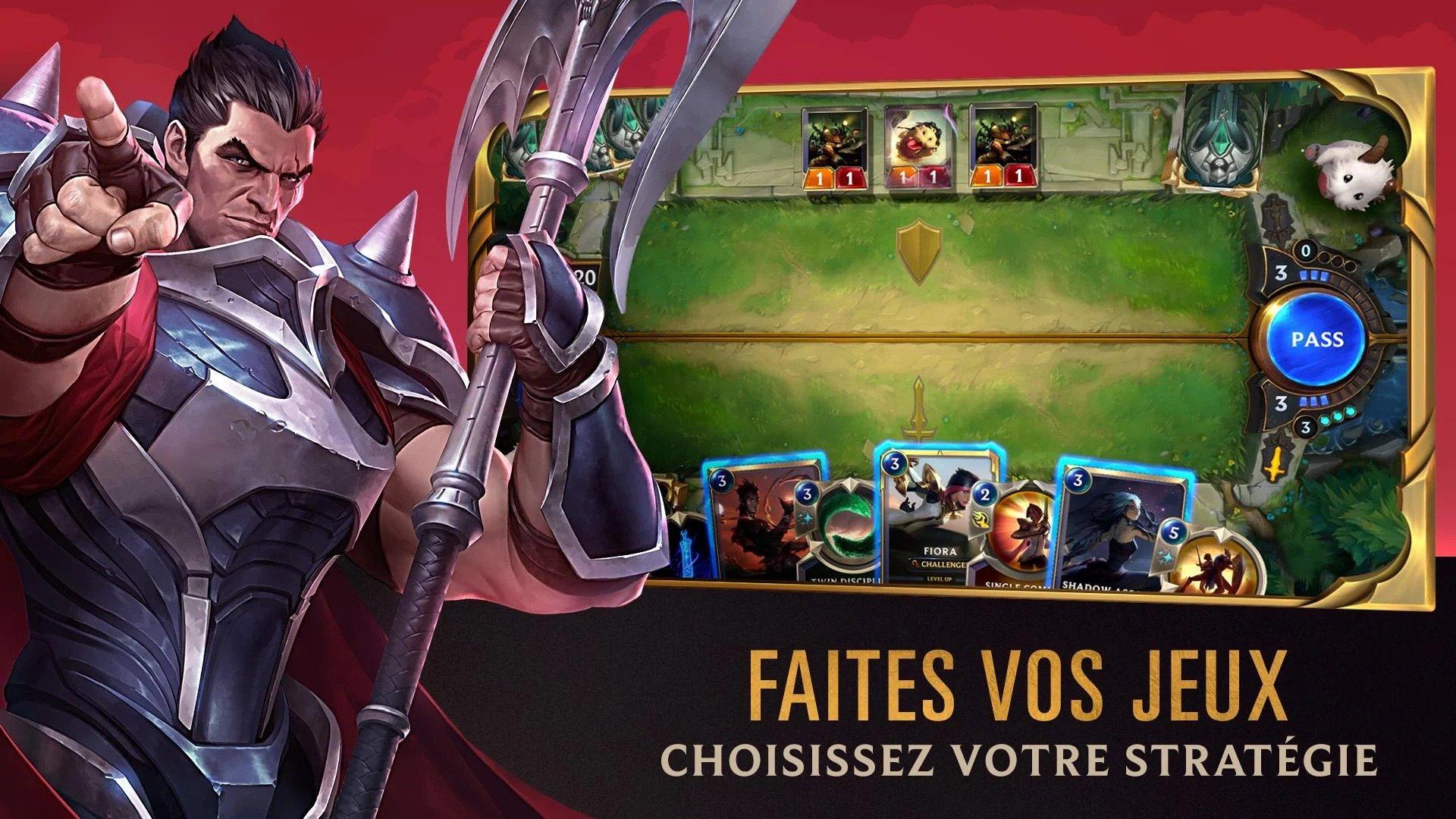 Legends Of Runeterra, Le Jeu De Cartes League Of Legends concernant Lol Jeux Gratuit