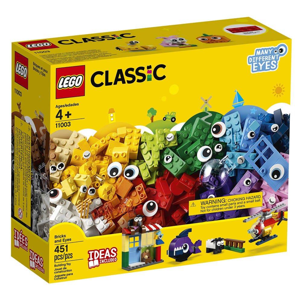 Lego 11003 - La Boite De Briques Et D'yeux | Jeux De encequiconcerne Jeux De Casse Brique Deluxe Gratuit