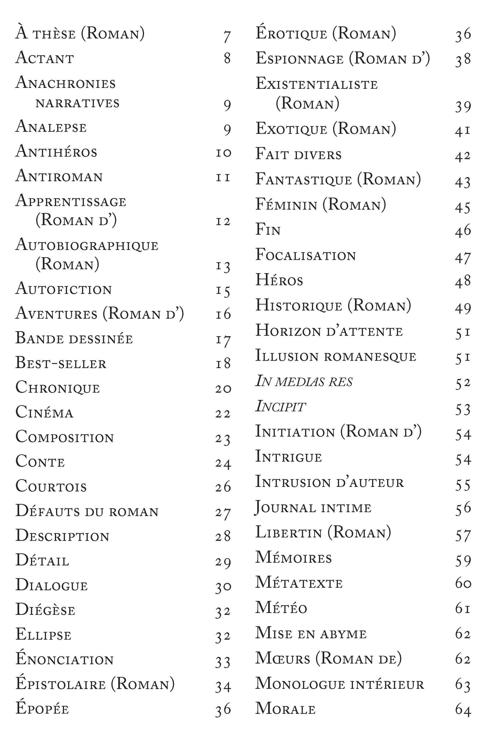 Les 100 Mots Du Roman | Cairn concernant Mot Fléché Facile