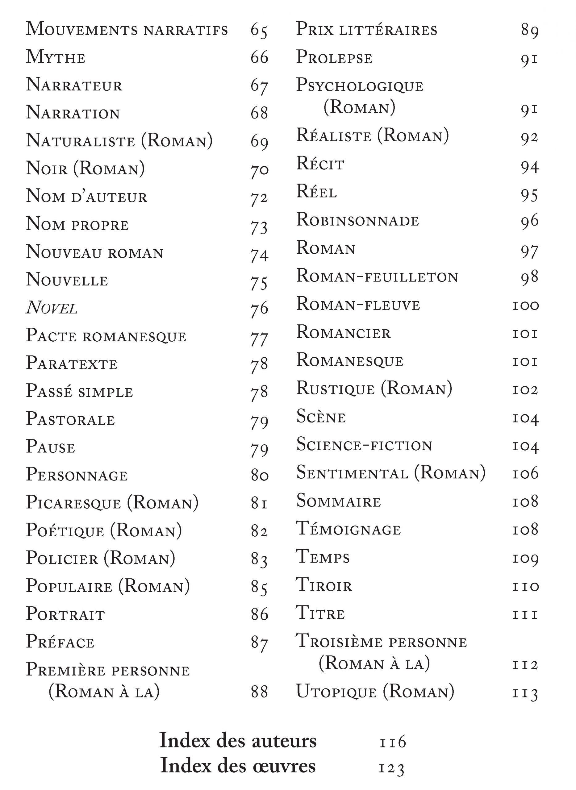 Les 100 Mots Du Roman | Cairn encequiconcerne Mot Mele Facile