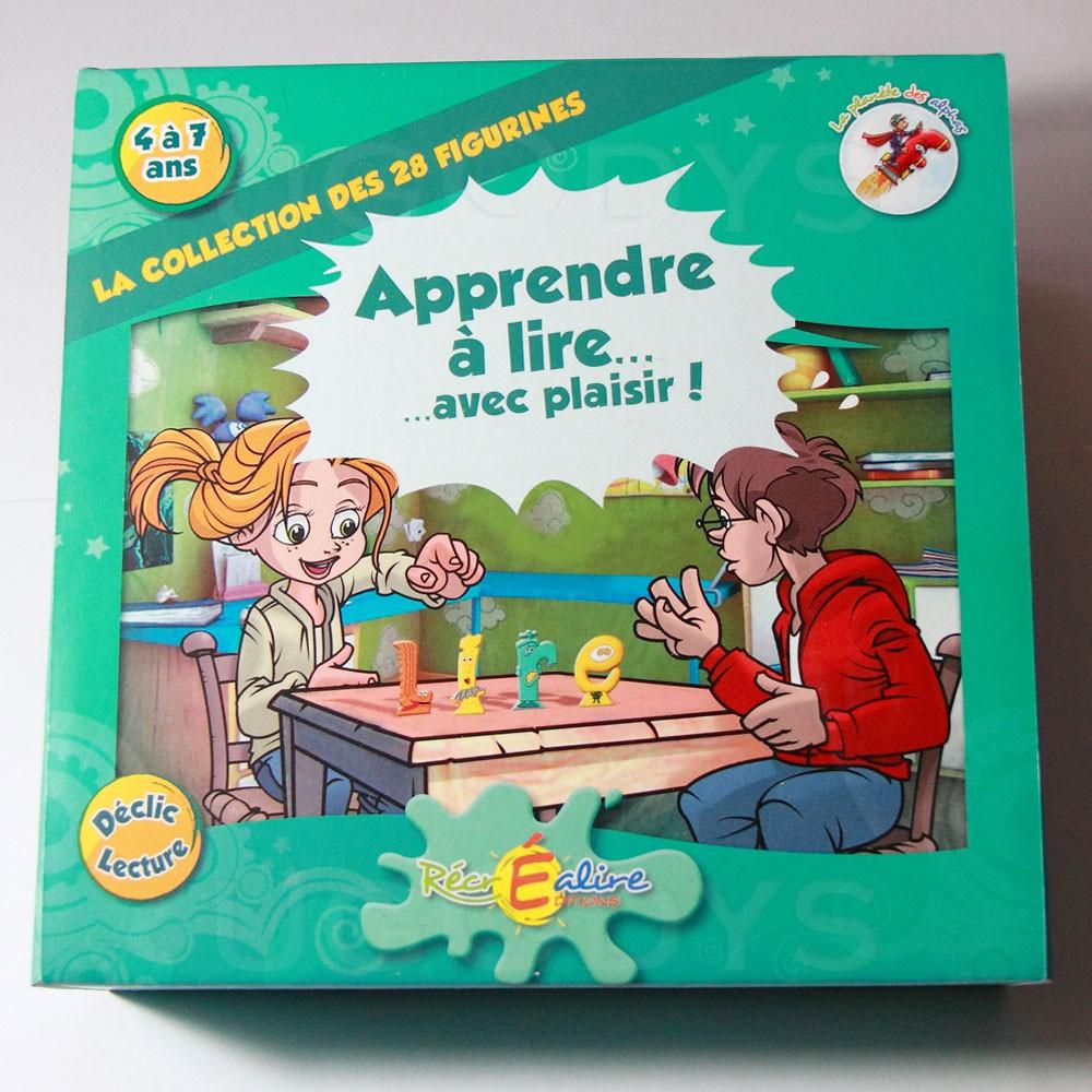 Les 28 Figurines Des Alphas: Apprentissage De La Lecture serapportantà Jeux Pour Apprendre À Lire 4 Ans