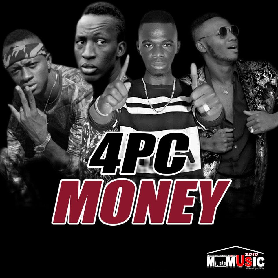 Les 4 Points Cardinaux – Money (2019) – Mali Rap Music pour Les 4 Point Cardinaux