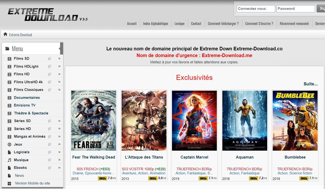 Les 5 Meilleurs Sites De Téléchargement Direct De Films 2020 pour Site De Telechargement De Jeux Gratuit