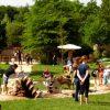 Les Aires De Jeux | Jardins De Brocéliande à Jeux De Jardinage Gratuit