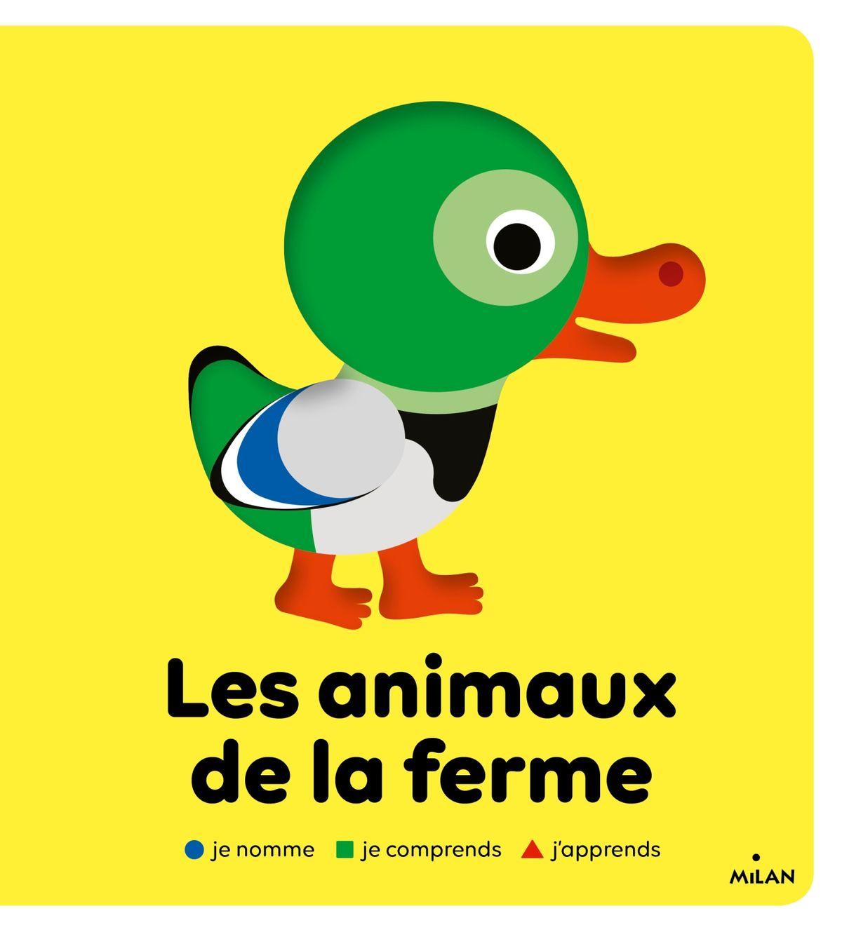 Les Animaux De La Ferme Ebook By - Rakuten Kobo tout Imagier Animaux De La Ferme