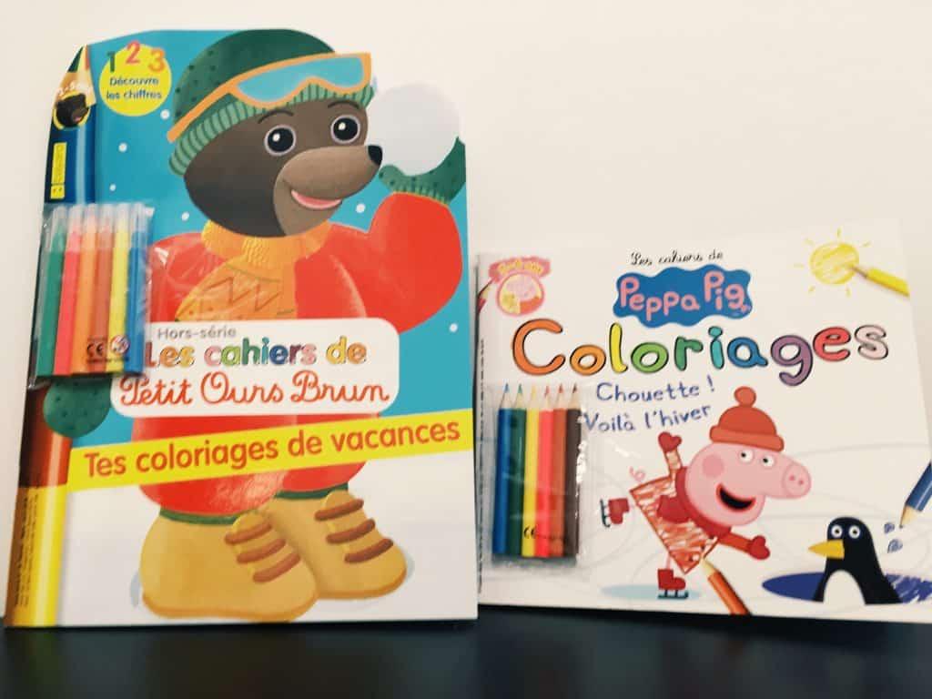Les Cahiers De Coloriage Pour Les Enfants De 3 Ans pour Cahier De Coloriage Enfant