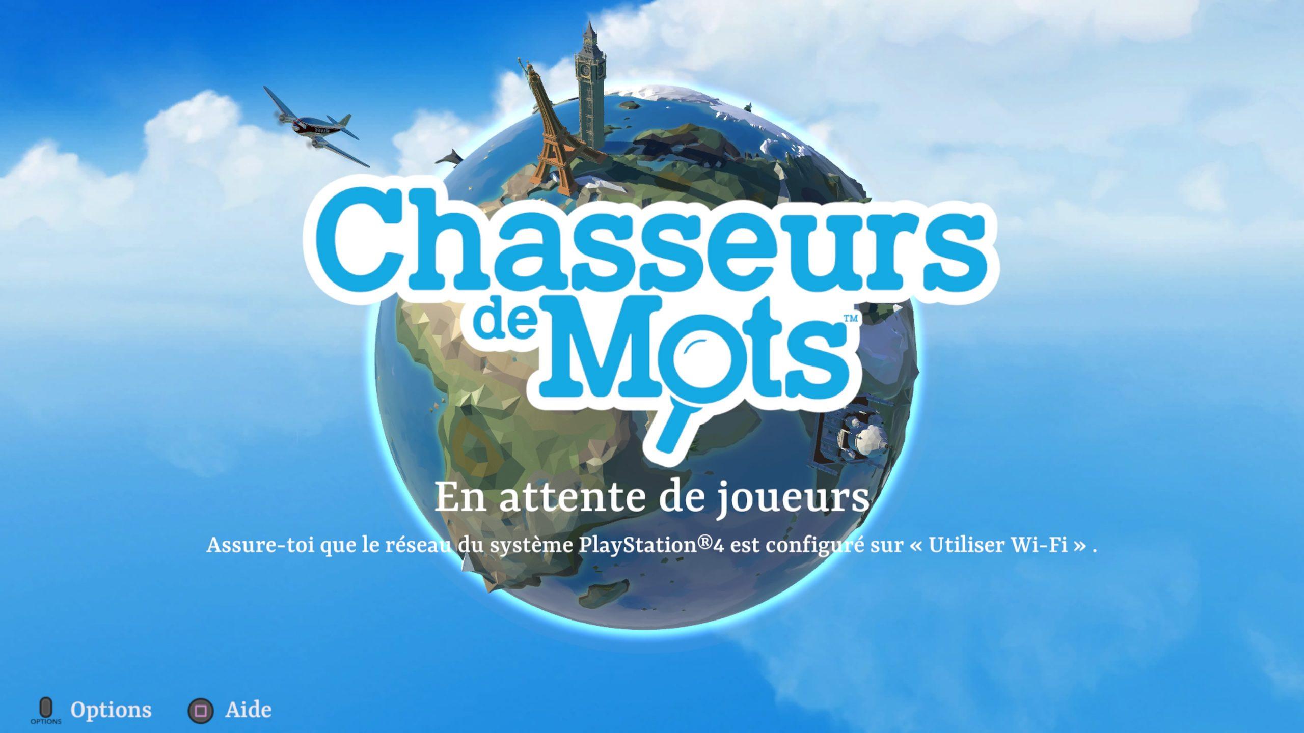 Les Chasseurs De Mots Playlink - Voyage De Mots - Game-Guide à Jeux Quatre Image Pour Un Mot