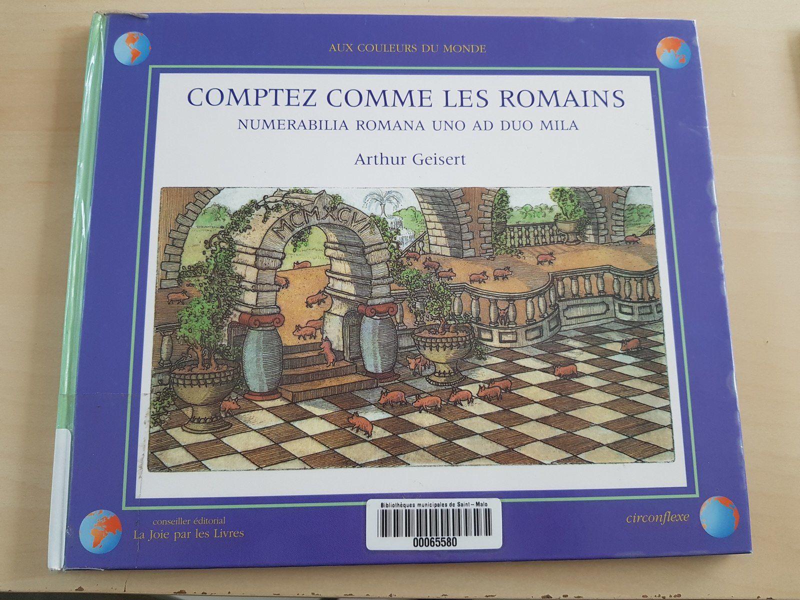 Les Chiffres Romains - Les Ateliers De Cathy à Apprendre Les Chiffres Romains