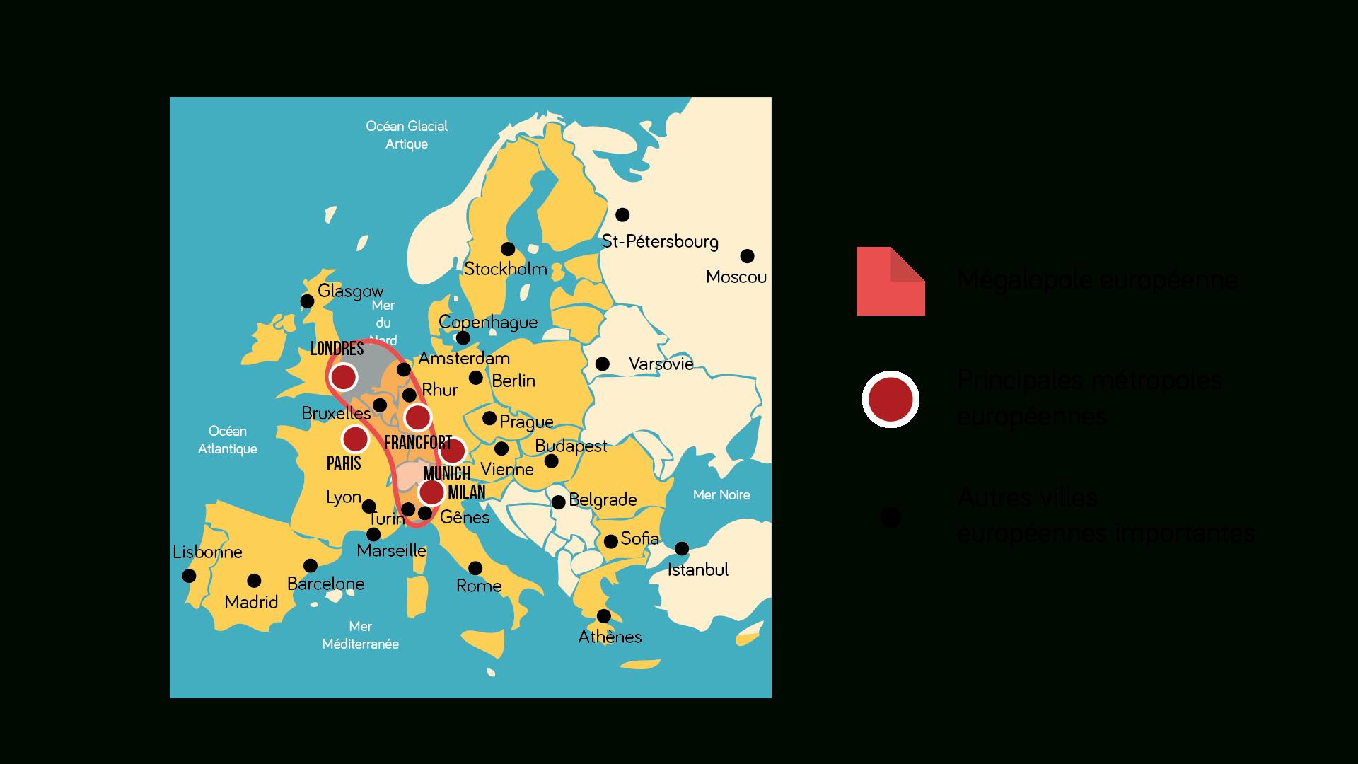 Les Contrastes Territoriaux À L'intérieur De L'union dedans Quiz Sur Les Capitales De L Union Européenne