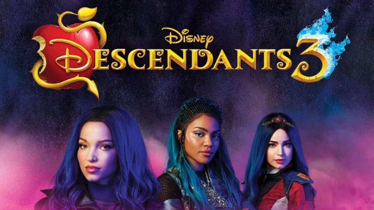 Les Descendants Des Méchants Disney Sont De Retour Sur destiné Jeux De Descendants