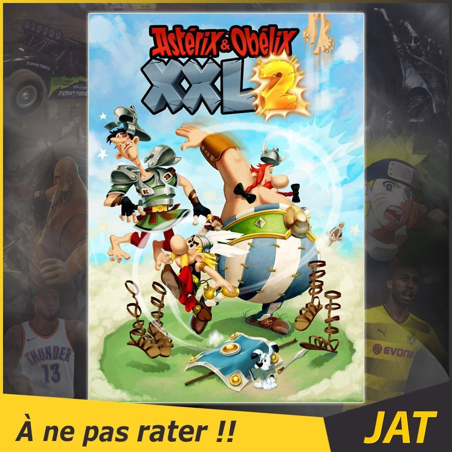 Les Inséparables Astérix & Obélix Vous Attendent Sur Jat encequiconcerne Jeux Sur Pc A Telecharger