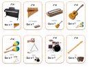 Les Instruments De Musique - La Maternelle De Vivi serapportantà Activité Musicale Maternelle