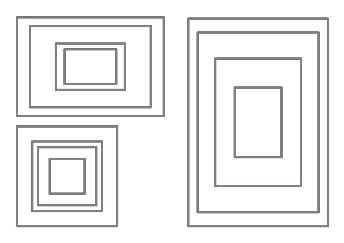 Les Lignes Verticales & Horizontales (Graphisme) - Lez'arts dedans Graphisme Traits Verticaux