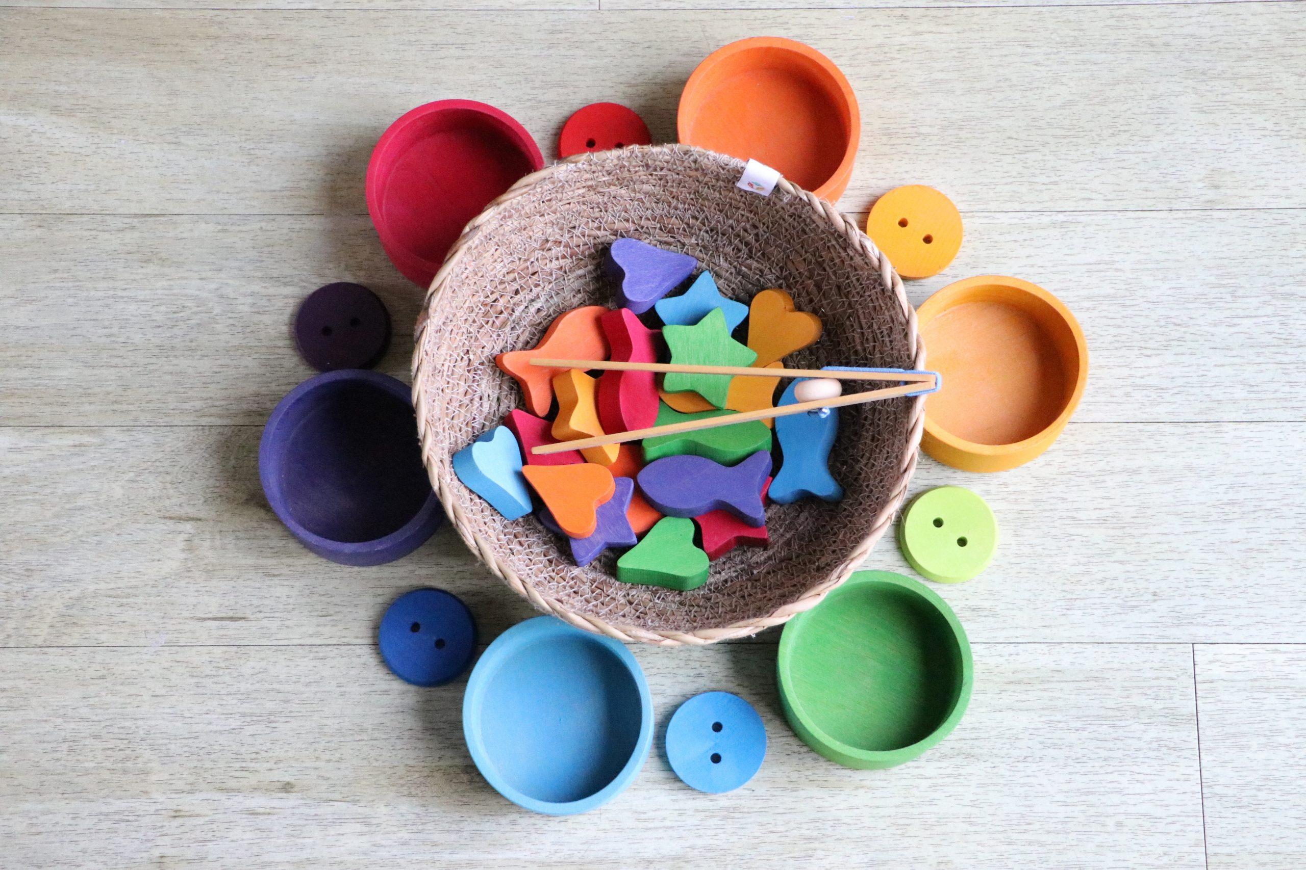 Les Meilleures Activités Montessori Pour Les Maternelles à Jeux De Connaissance 3 4 Ans