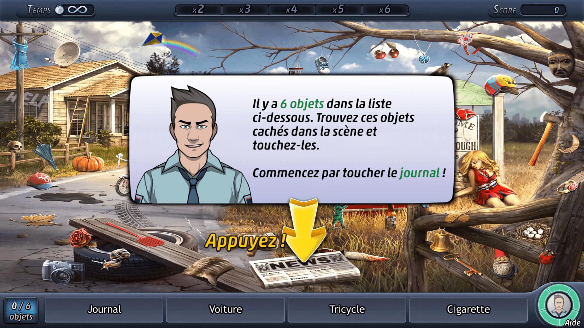 Les Meilleurs Jeux D'enquête Et D'objets Cachés Pour Android avec Jeux Trouver Les Objets