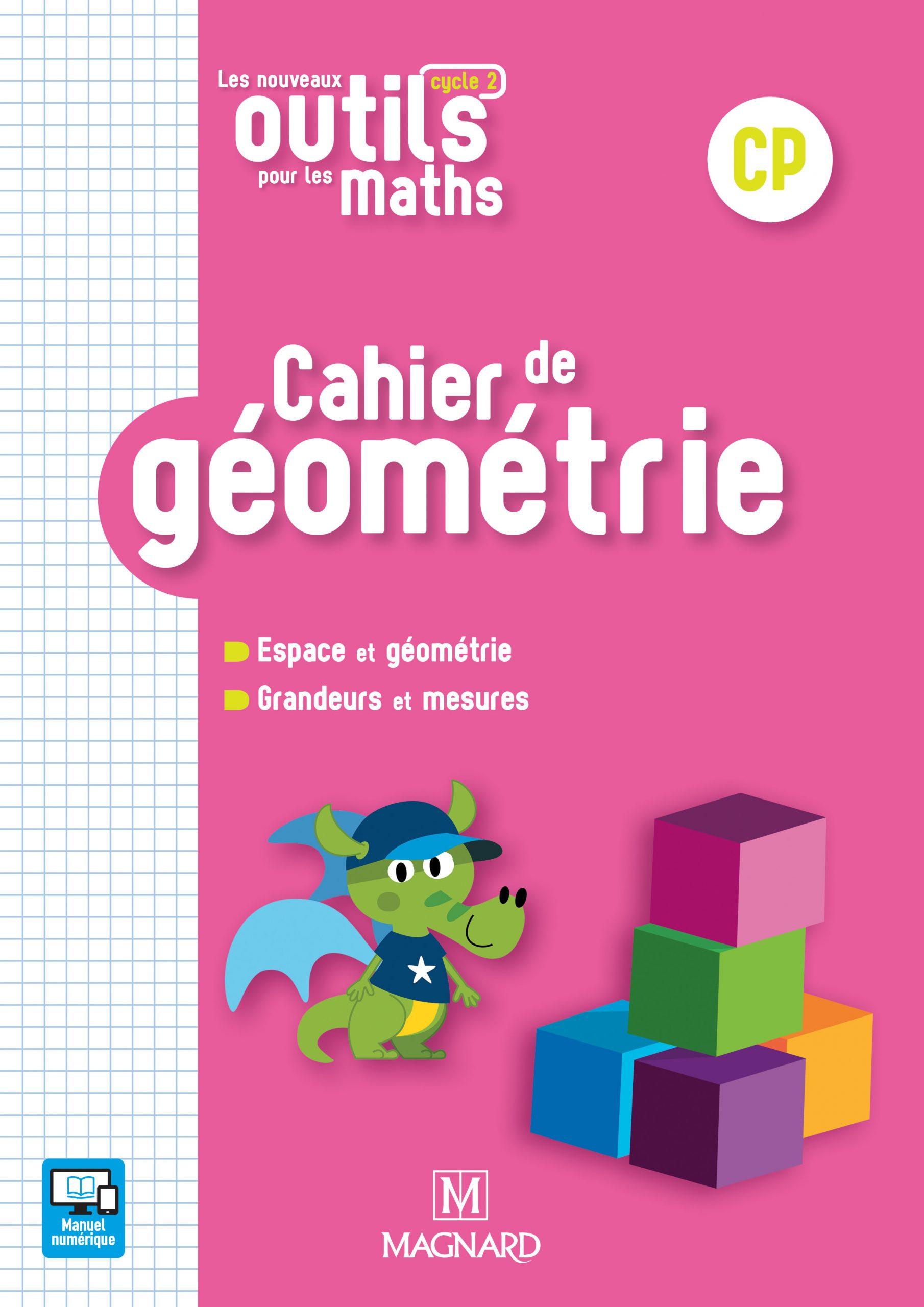 Les Nouveaux Outils Pour Les Maths Cp (2018) - Cahier De concernant Cahier D Exercice Cp