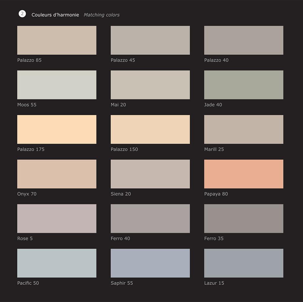Les Outils Pour Choisir Sa Couleur - Caparol Center intérieur Code Couleur Taupe
