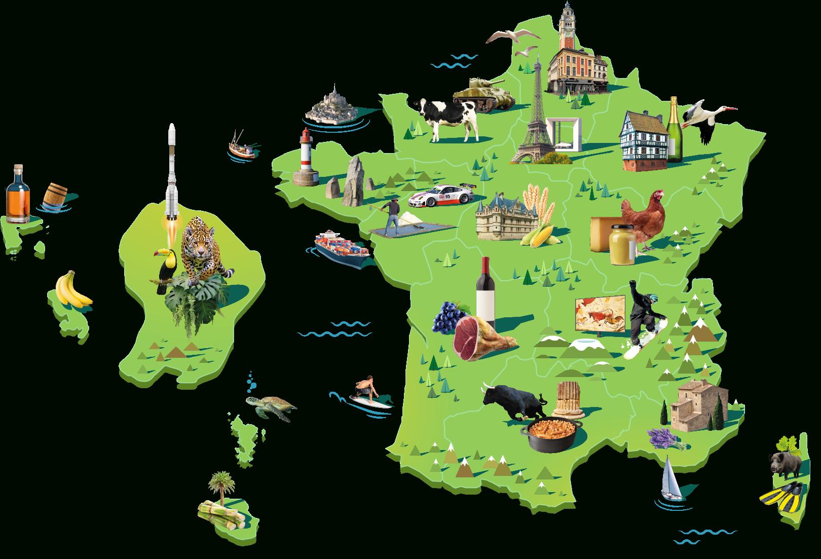 Les Régions De France - Jeu Géographie | Lumni serapportantà Les Régions De France Jeux