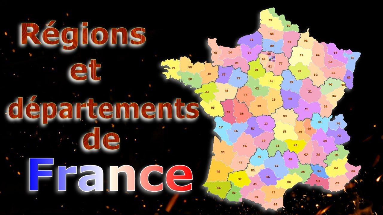 Les Régions Et Départements De France Métropolitaine serapportantà Les 22 Régions De France Métropolitaine