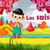 Les Saisons (Comptine À Gestes Avec Paroles) Ⓓⓔⓥⓐ Chanson Bébés pour Apprendre Les Saisons En Maternelle