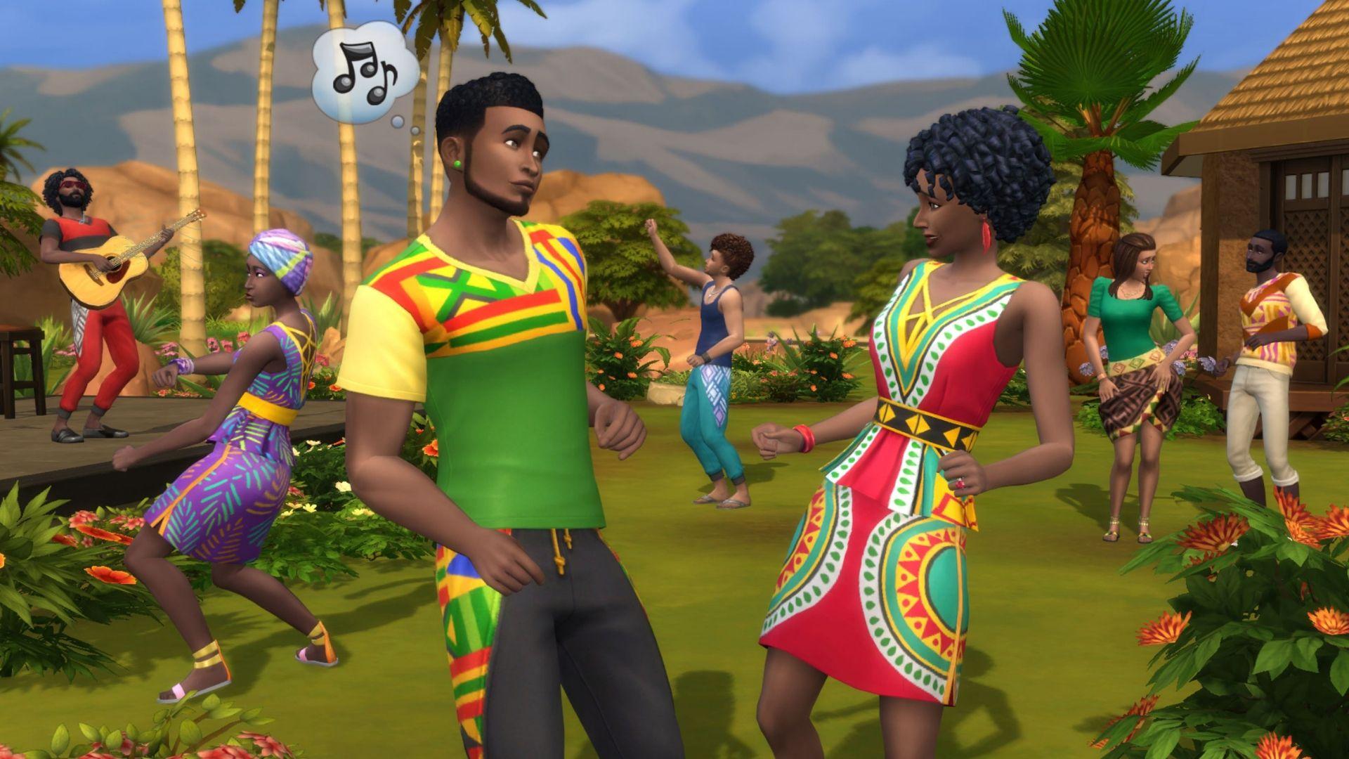 Les Sims 4 Est Gratuit : Voici Ce Qu'il Faut Faire Pour destiné Jeux Video Gratuit A Telecharger Pour Pc