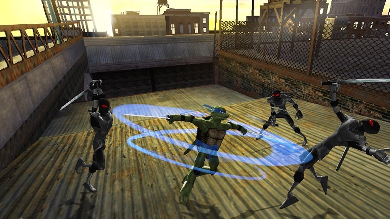 Les Tortues Ninja Contre-Attaquent pour Jeux De Tortue Gratuit