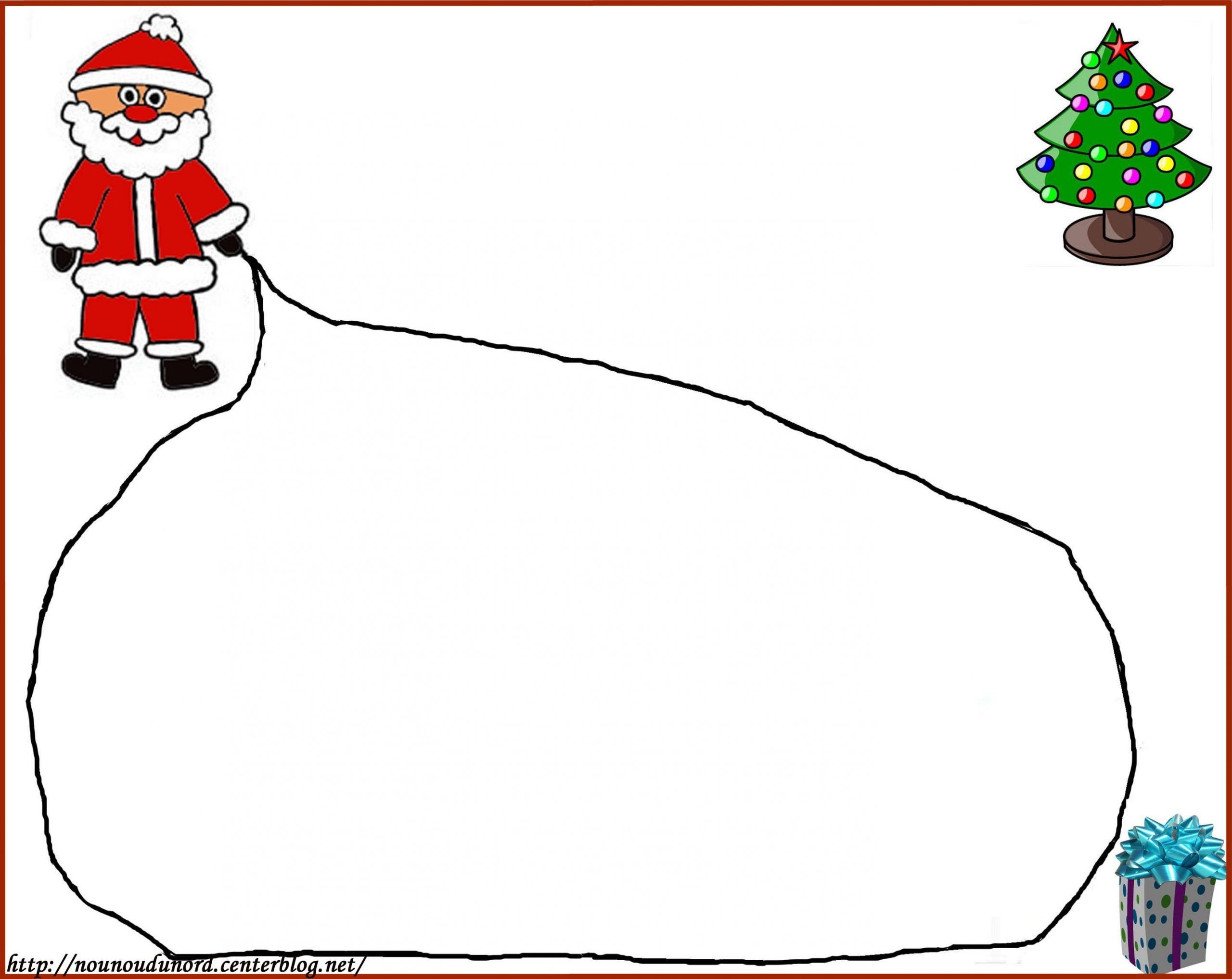 Lettre Au Père Noël À Imprimer concernant Papier À Lettre Père Noel À Imprimer Gratuitement