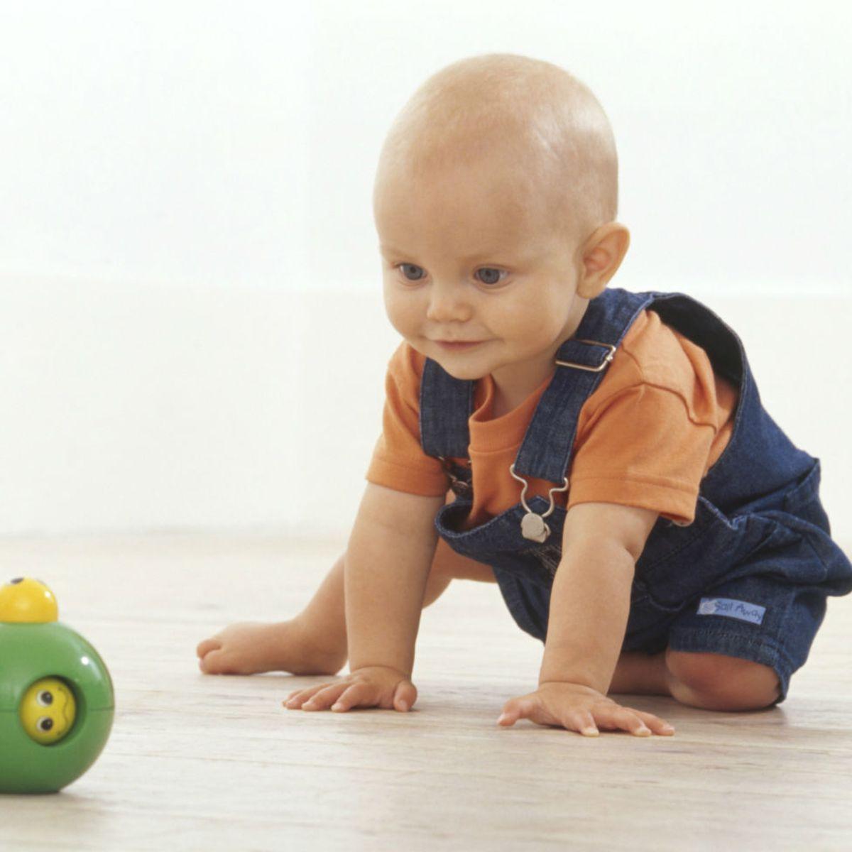 L'éveil De Bébé De 6 À 9 Mois : Les Débuts De La Motricité encequiconcerne Bebe 6 Mois Eveil