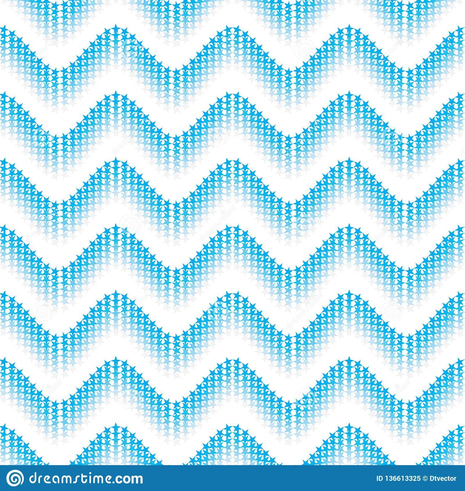 Ligne Modèle Sans Couture De Chervon D'étoile De Symétrie De concernant Symétrie En Ligne