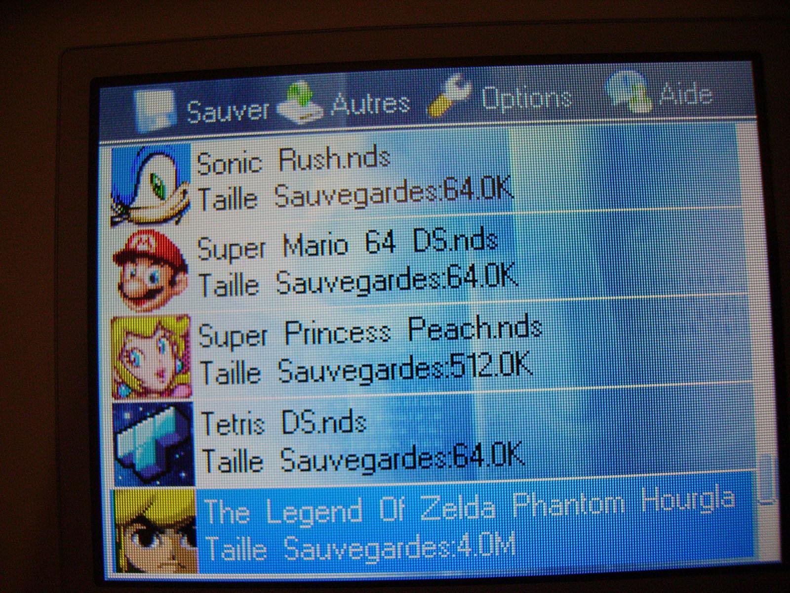 Linker Ds : Le Piratage Nintendo Ds (Trop) Facile destiné Jeux Facile A Telecharger