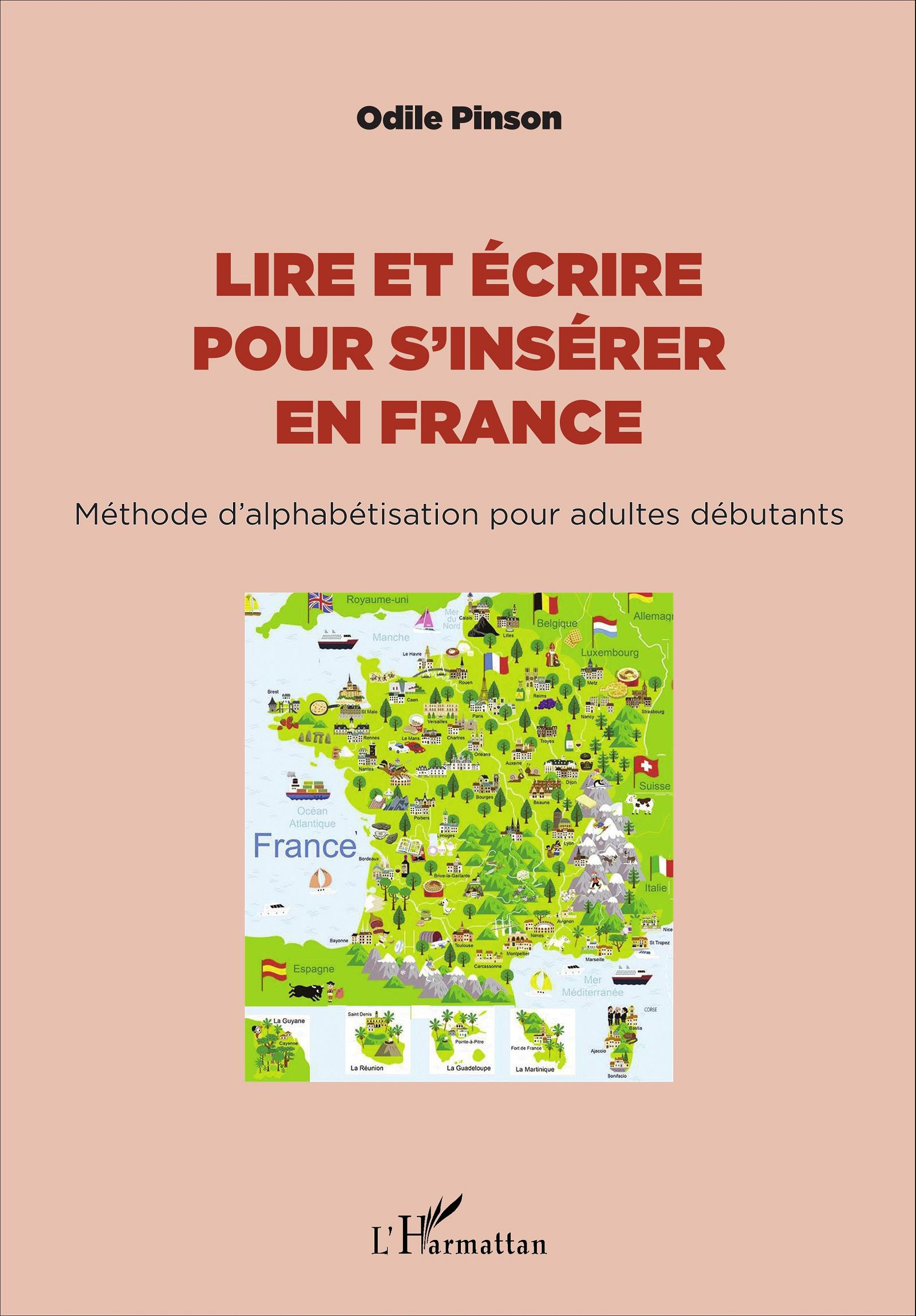 Lire Et Écrire Pour S'insérer En France - Méthode D dedans Apprendre A Ecrire Le Francais Pour Debutant