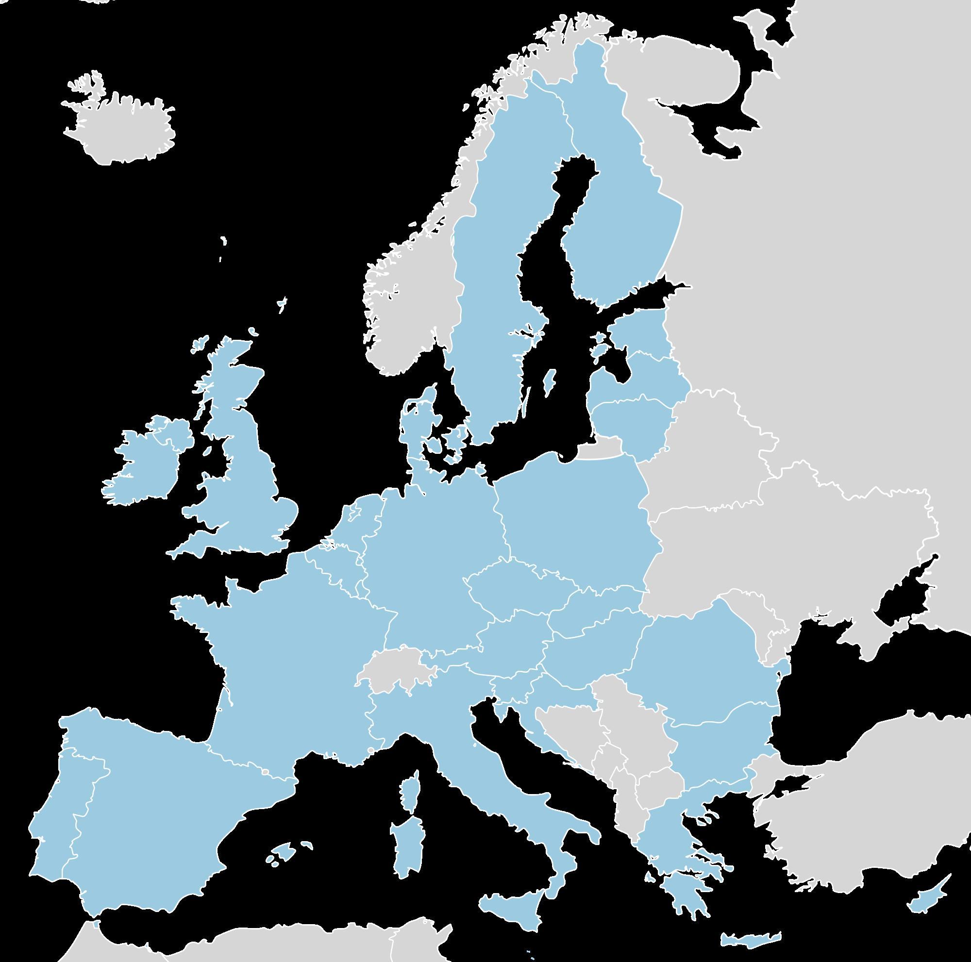 Liste Des Pays De L'union Européenne Et Leur Capitale serapportantà Capital De L Union Européenne