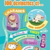 Livre 100 Devinettes Et Charade | Messageries Adp pour Charade A Imprimer