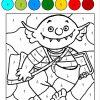 Livre Coloriage Magique pour Coloriage Numéroté Maternelle