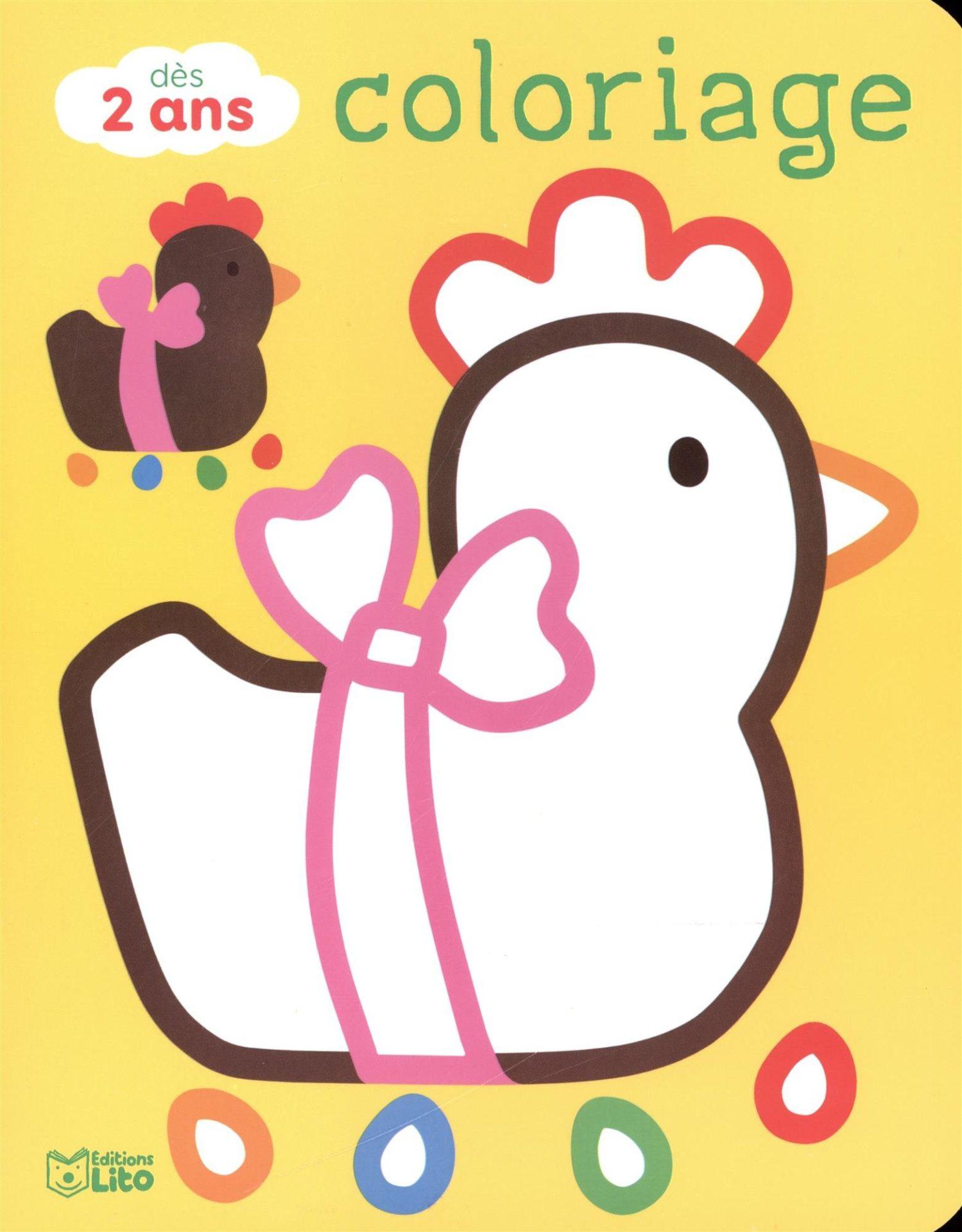 Livre De Coloriage De Paques Pour Maternelle - Un Max D'idées concernant Cahier De Coloriage Enfant