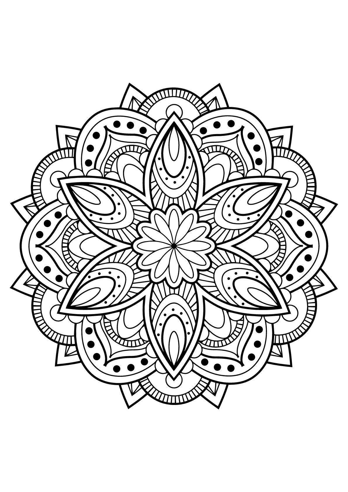 Livre De Coloriage Mandala Awesome Mandala Livre Gratuit 16 serapportantà Imprimer Un Livre Gratuitement