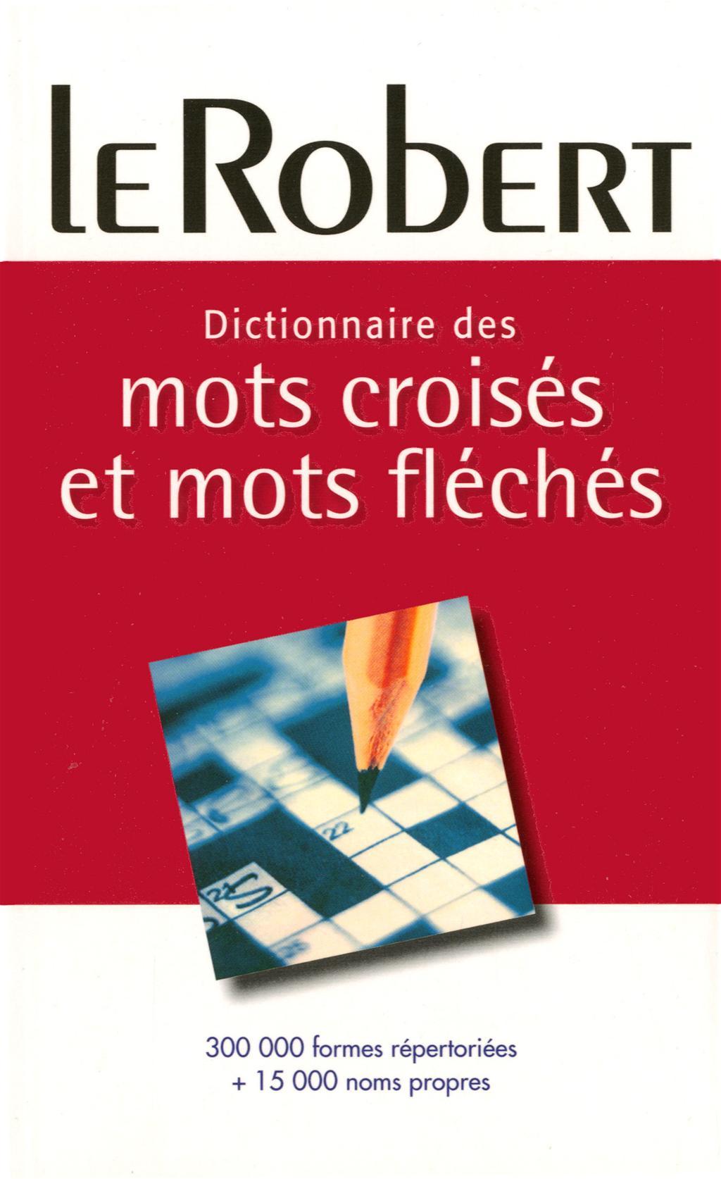 Livre Dict.mots Croises Mots Fleches -Po. | Messageries Adp avec Mots Fleches Gr