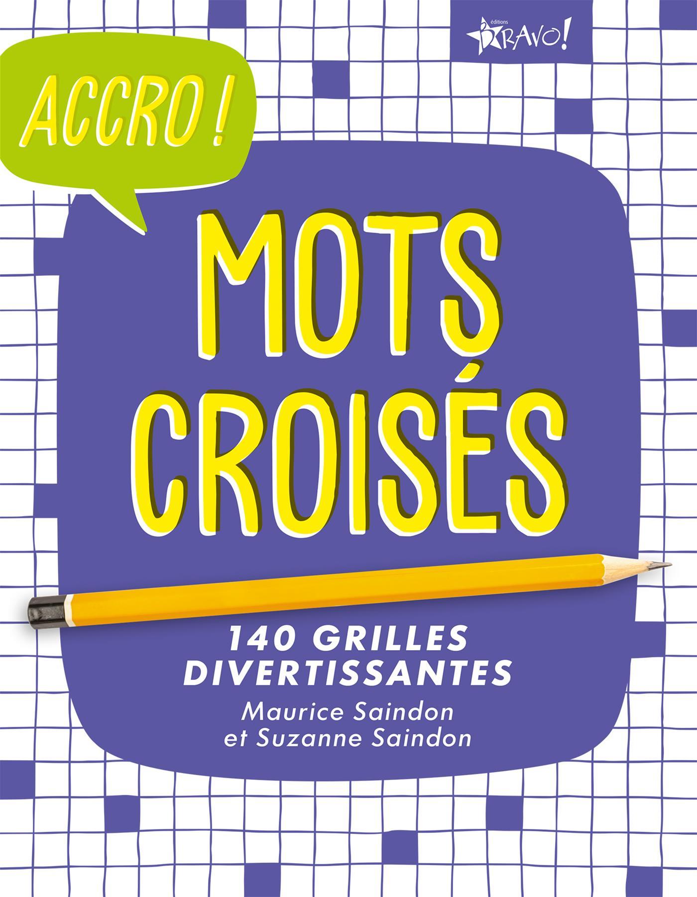 Livre Mots Croisés - 140 Grilles Divertissantes tout Outils Mots Croises