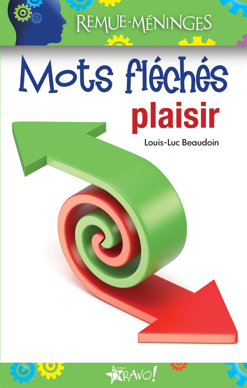 Livre Mots Fléchés Plaisir | Messageries Adp avec Mots Fleches Gr