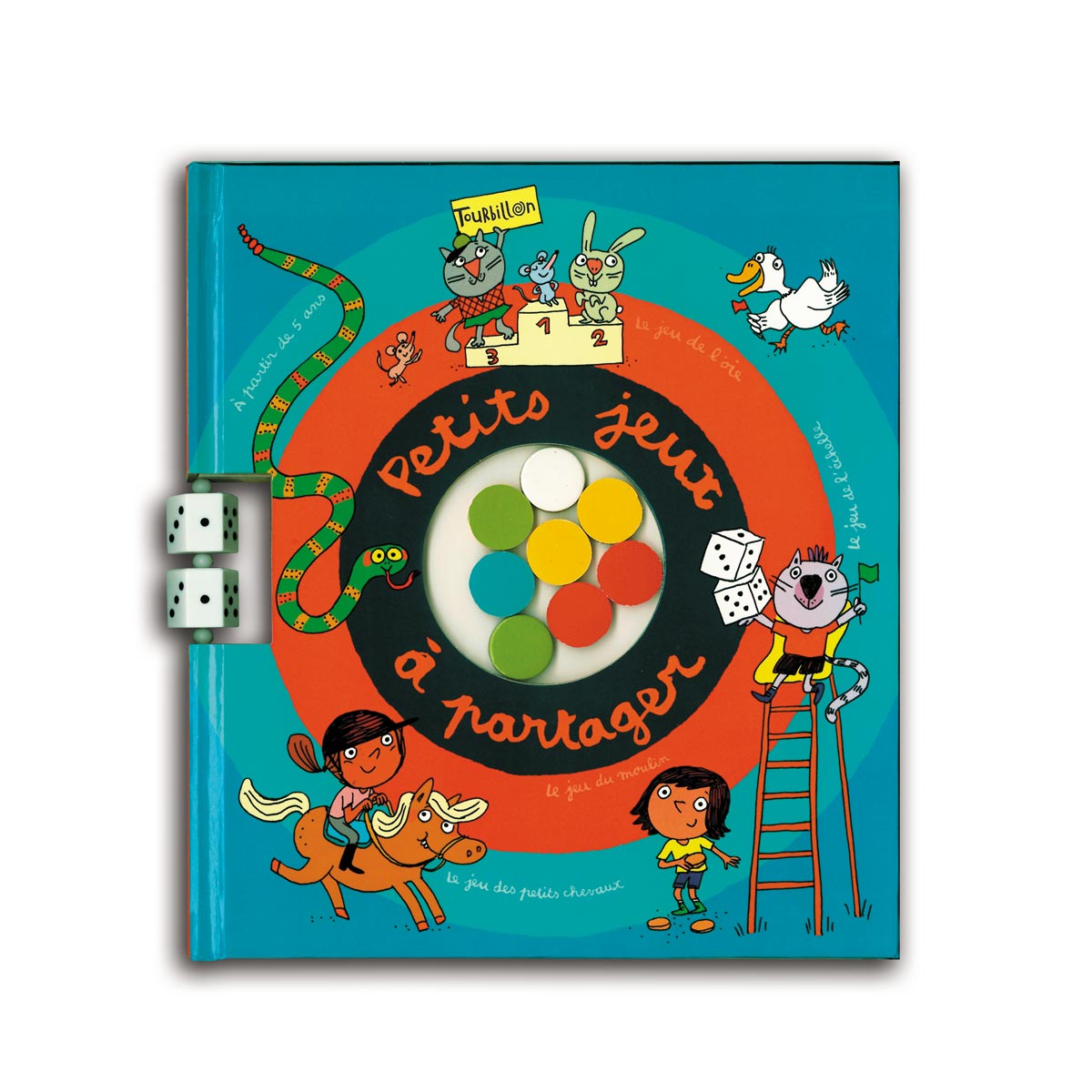 Livre Petits Jeux À Partager à Petit Jeux 3 5 Ans