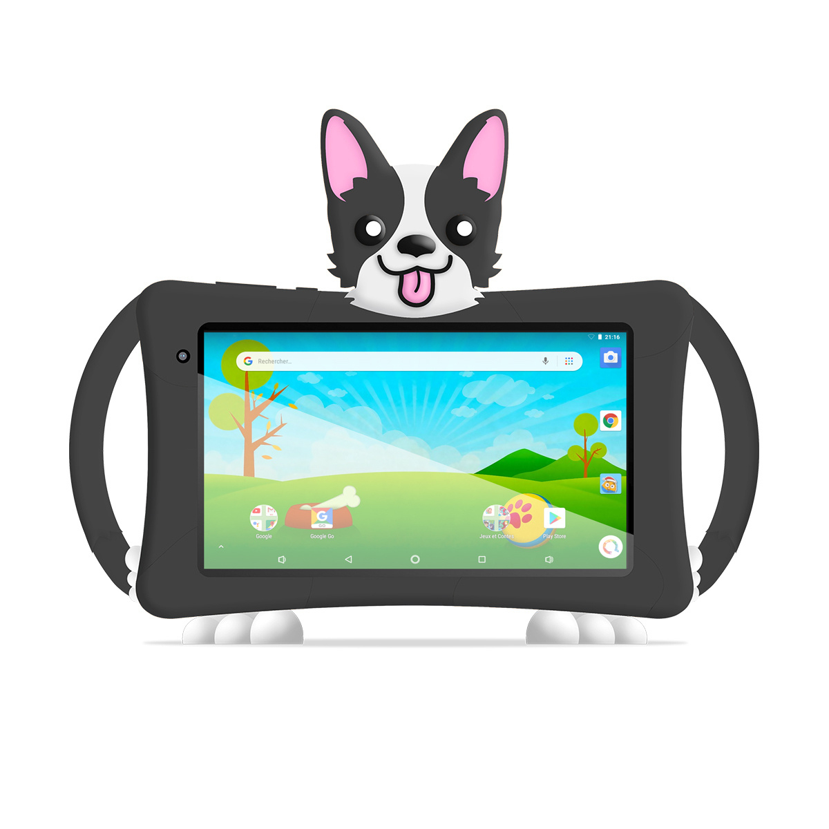 Logicom | Tablette Avec Contenu Pour Enfants Logikids 5 pour Tablette Jeux 4 Ans