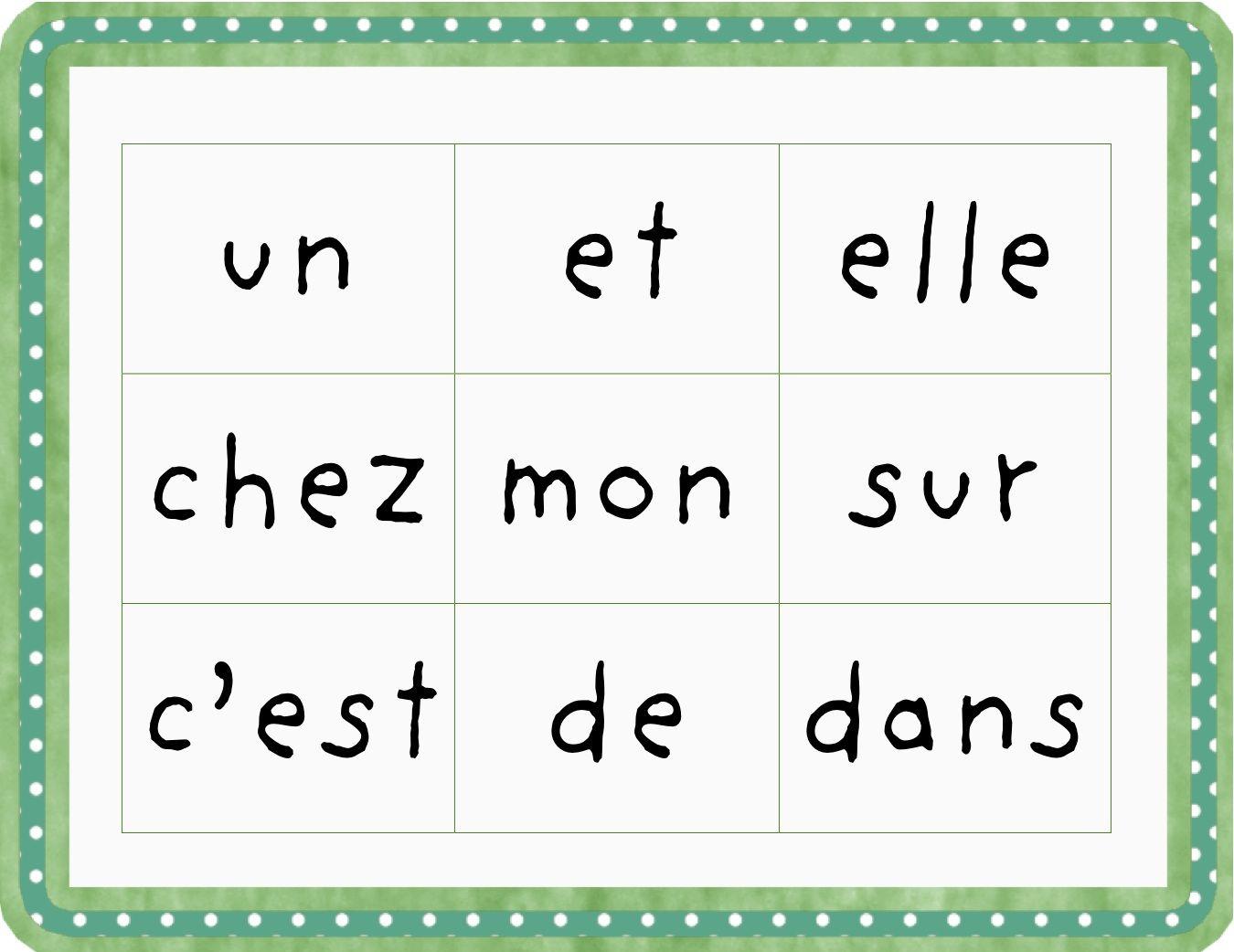 Loto Des Petits Mots   Lecture De Mots, Bingo Lecture Et concernant Jeux De Ce1 Gratuit En Ligne